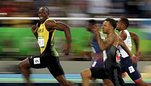 Usain Bolt kendisini kime benzetti?