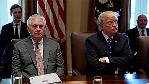 Ve Trump kovdu! Tillerson'ın yerine Pompeo geçiyor