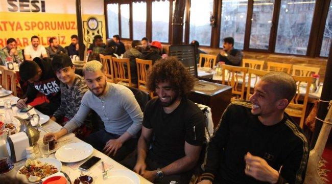 Yeni Malatyasporlu Doria'ya şalgam şoku: Kendine gelemedi