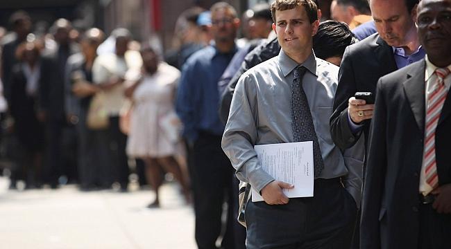 ABD'de İşsizlik Oranı Değişmedi