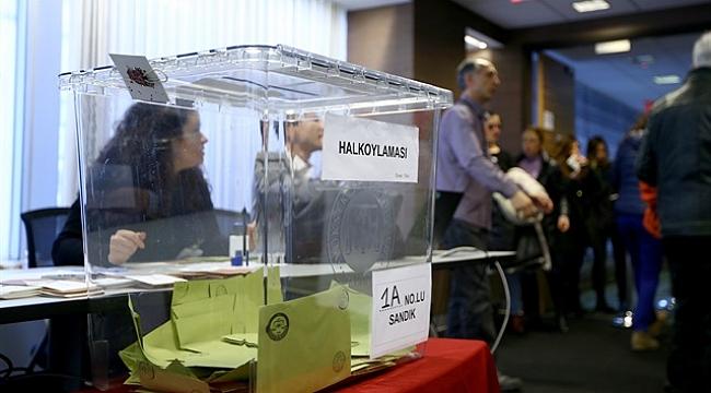 ABD'de ki Türkler İçin Seçim Takvimi
