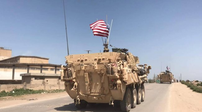 ABD'nin Suriye'deki varlığıyla ilgili çarpıcı iddia
