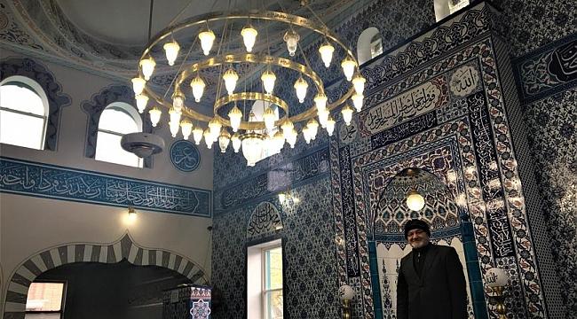 Amerika'daki Türk Camileri