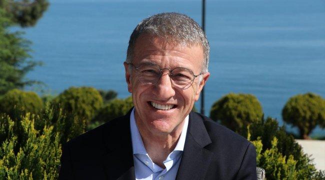 Ahmet Ağaoğlu: Trabzonspor'a borcum var