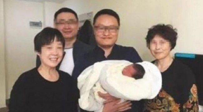 Ailesi öldükten 4 yıl sonra dünyaya geldi!