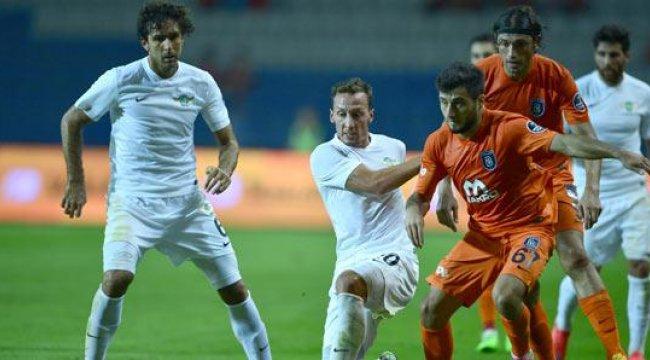 Akhisar - Başakşehir maçı ön izlemesi
