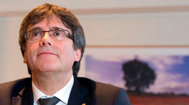 Almanya'da savcılık Puigdemont'un iadesini istedi