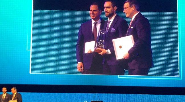 Avrupa Üroloji Derneği'nden Selçuk Sılay'a Ödül