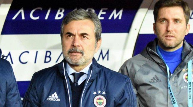 Aykut Kocaman Fenerbahçe tarihine geçti