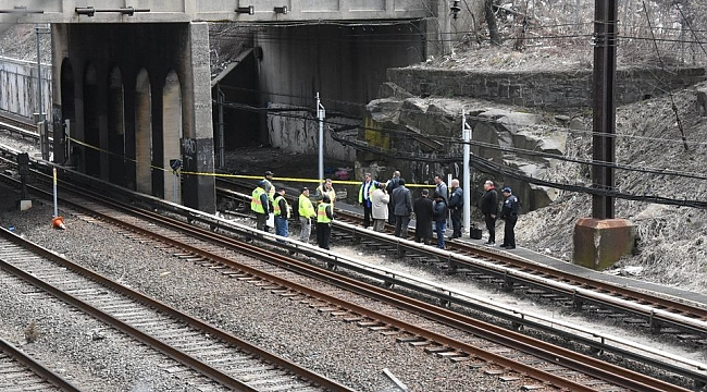 Baby found dead on train tracks in Jersey City
