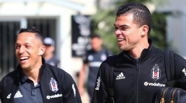 Beşiktaş'ın Akhisar maçı kadrosu