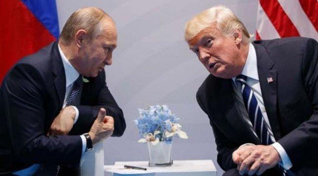 Beyaz Saray'dan 'Trump-Putin görüşmesi' açıklaması
