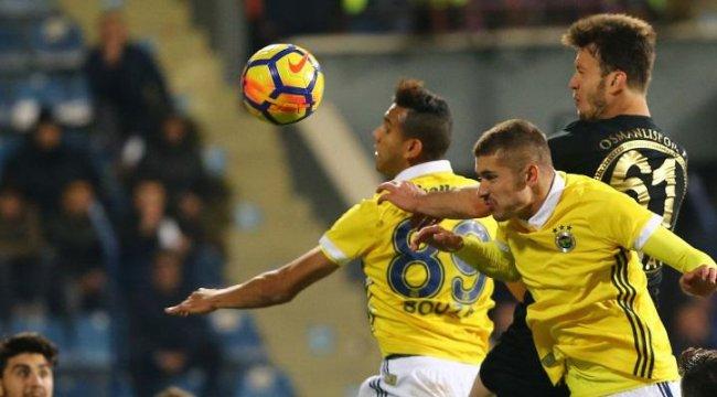 Canlı: Fenerbahçe-Osmanlıspor maçı izle   beIN Sports canlı yayın (28. hafta)