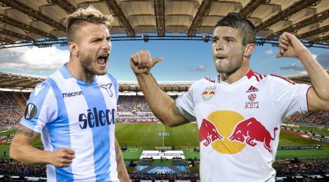 Canlı: Lazio-Salzburg maçı izle   Tivibu Spor canlı yayın