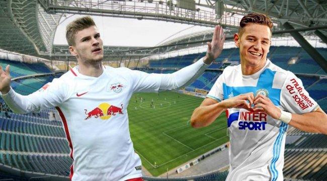 Canlı: Leipzig-Marsilya maçı