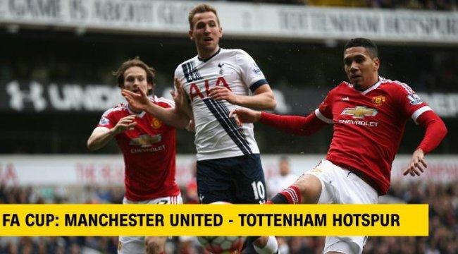 Canlı: Manchester United-Tottenham maçı