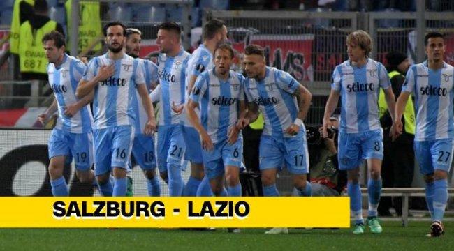 Canlı: Salzburg-Lazio maçı izle