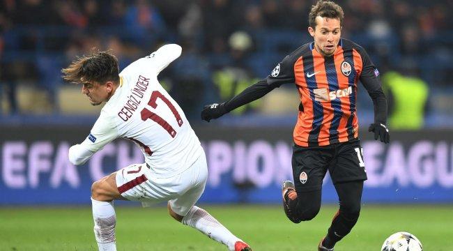 Di Francesco: Cengiz'in Barcelona maçına yetişmesini umuyoruz