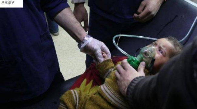 Doğu Guta'da kimyasal silah saldırısı