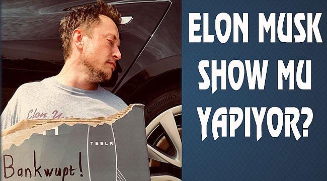 Elon Musk Fabrika'da Yatmaya Başladı