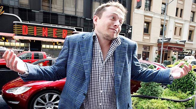 Elon Musk İflas Ettiğini Böyle Duyurdu