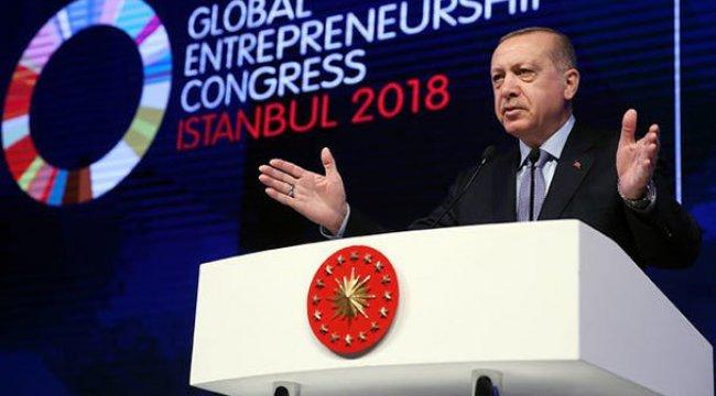 Erdoğan: Dolar yerine Altın Kullanın