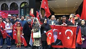 Ermeniler, Türkleri Görünce Kaçtı