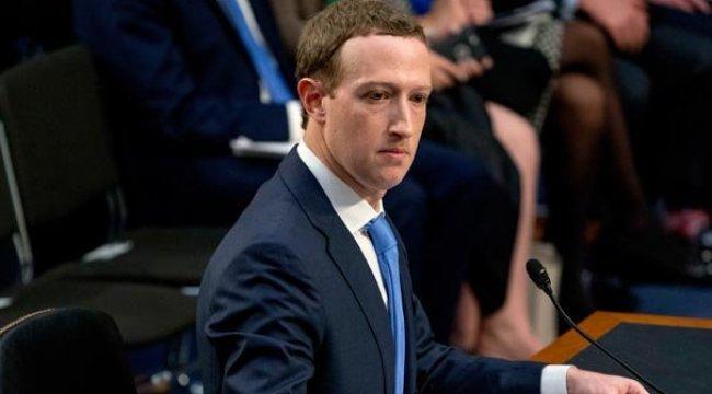 Facebook CEO'su Mark Zuckerberg'in ifadesi yayımlandı