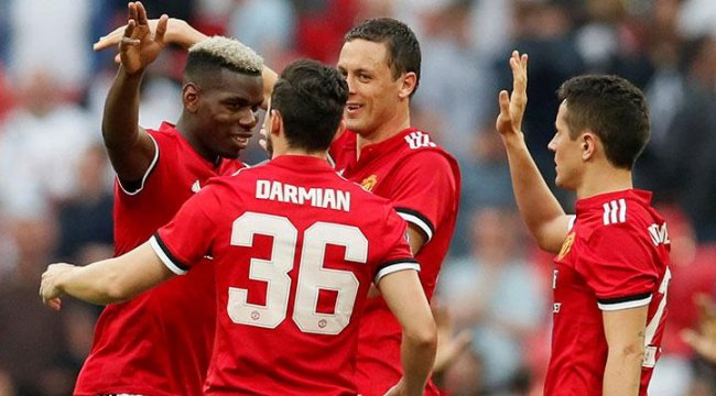 Federasyon Kupası'nda ilk finalist Manchester United