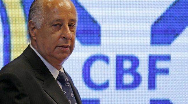 FIFA Brezilya Futbol Federasyonu Başkanı'nı futboldan men etti