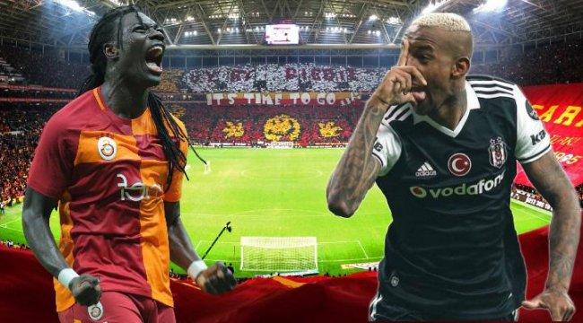 Galatasaray-Beşiktaş maçı ne zaman, saat kaçta, hangi kanalda?
