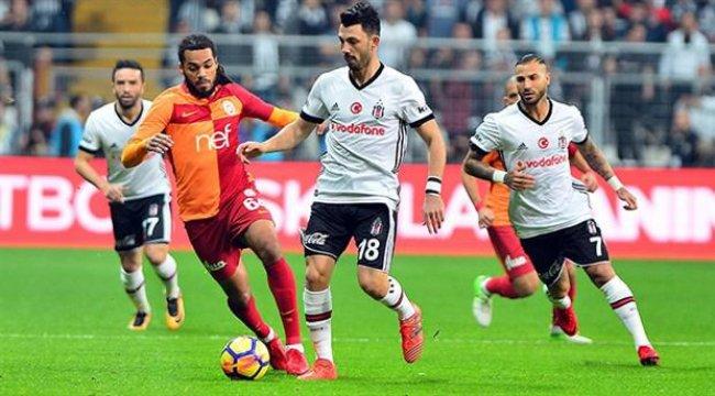 Galatasaray da Beşiktaş da son 15 dakikada coşuyor