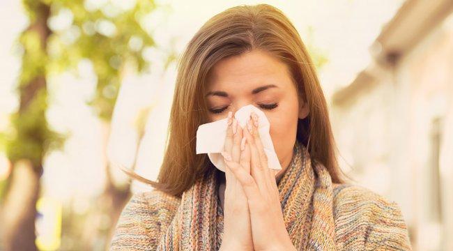 Grip sandığınız aslında alerjik rinit olabilir