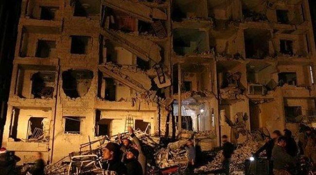 İdlib'de patlama 15 kişi hayatını kaybetti