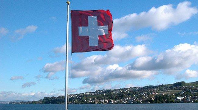 İsviçre'deki terör yanlısı reklama engel yok!