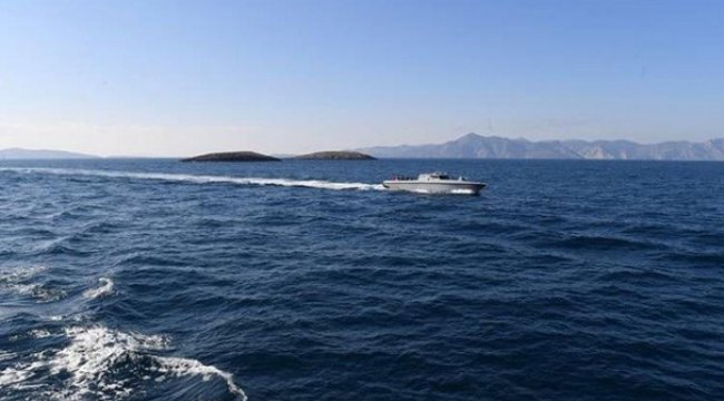 Kardak'a gitmek isteyen Yunan gazeteciye engeli