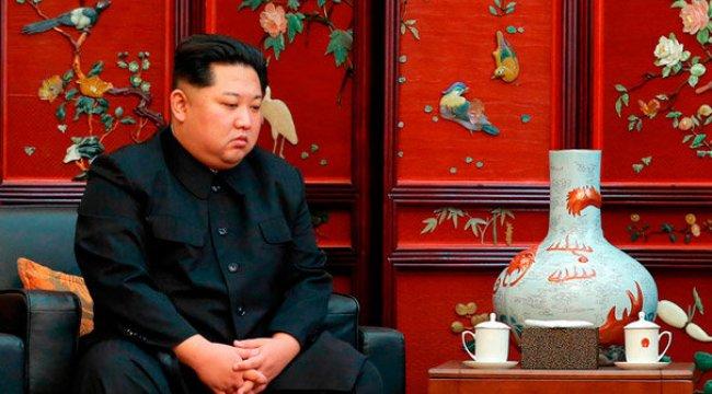 Kim Jong-un kahroldu!