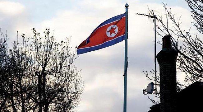 Kuzey Kore'nin nükleer test alanı...