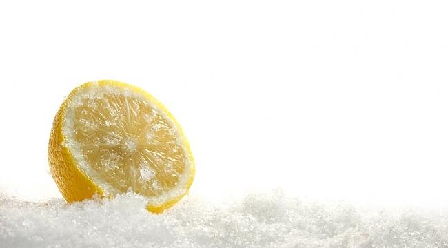 Limonu Başucunuzdan Eksik Etmeyeceksiniz