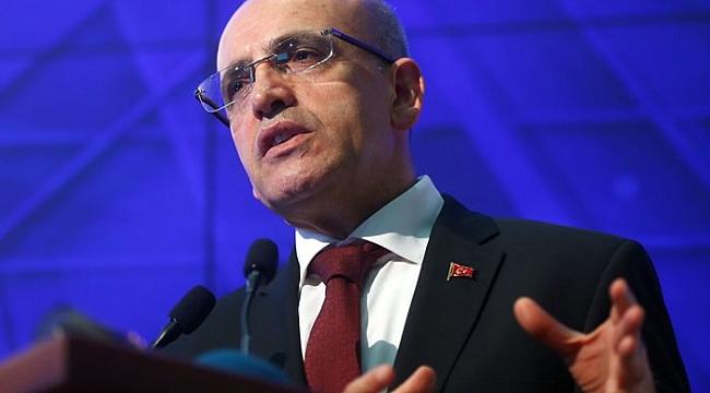 Mehmet Şimşek Washington'da