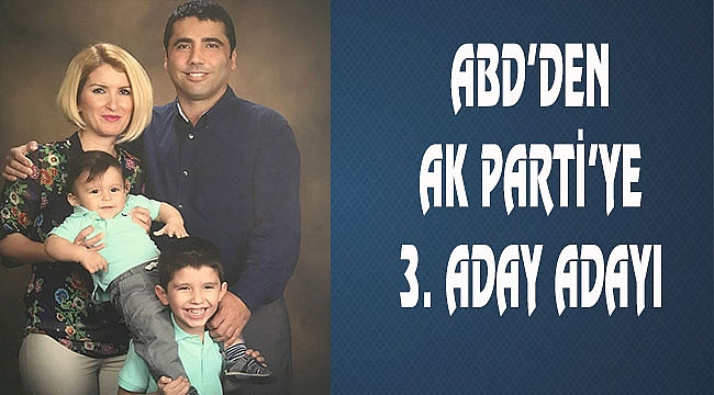 Miami'den M.Yaşar Ulutaş AKP'den Aday