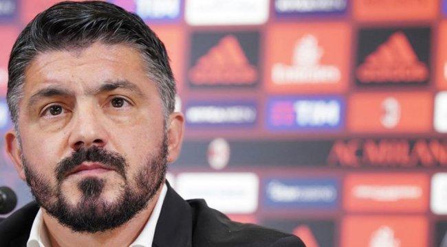 Milan Gattuso'nun sözleşmesini uzattı