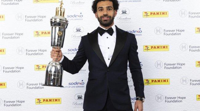 Mohamed Salah Şampiyonlar Ligi'nde haftanın futbolcusu