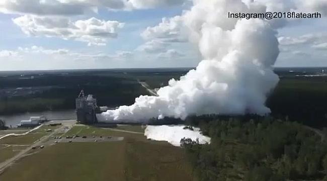 NASA Yapay Bulut ile Yağmur Yağdırdı