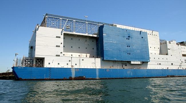 New York'ta Denizin Ortasında Bir Hapishane