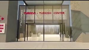 New York'ta ki Türk Evi İnşaatı Devam Ediyor