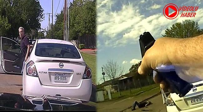 Pasadena Polisi Silahlı Sürücüyü Öldürdü