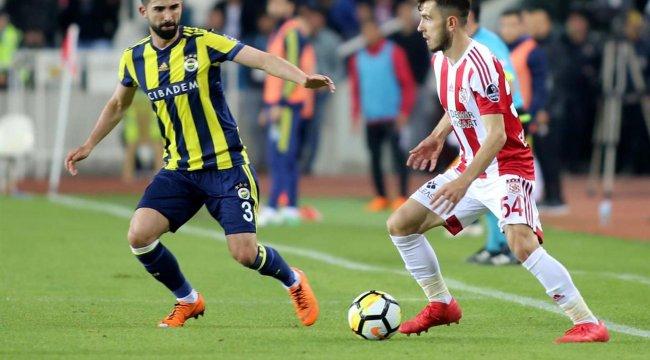 Sivasspor'un 7 maçlık serisi sona erdi