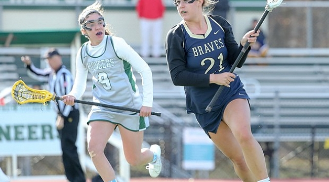 State of N.J. girls lacrosse, April 6: Players of Week & more from each conference