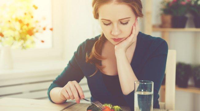 Stresliyken kilo almanın nedeni bulundu